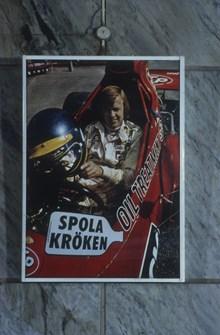 Affisch, Spola Kröken